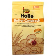 Biscottes au beurre / Butter-Zwieback, Holle, 150g