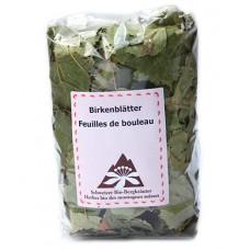 Tisane Feuilles de bouleau  / Birkenblätter-Tee, E. Grünenfelder, Vaulion, 30g
