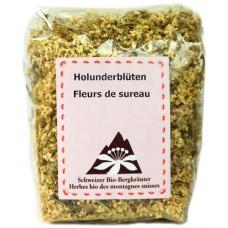 Tisane Fleurs de sureau / Holunderblüten, E. Grünenfelder, Vaulion, 30g