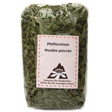 Tisane Menthe poivrée / Pfefferminze-Tee, E. Grünenfelder, Vaulion, 30g