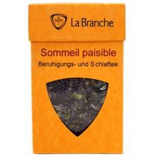 """Tisane """"Sommeil paisible"""", La Branche, 40g"""