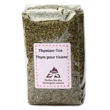 Tisane de thym / Thymian-Tee, E. Grünenfelder, Vaulion, 45g