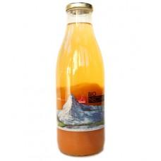Jus nectar d'abricots, Valais, 1 litre
