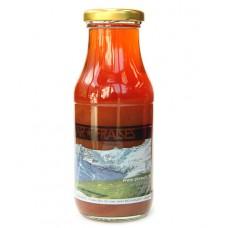Jus nectar de fraises, Valais, 25 cl