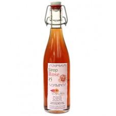 Sirop de Rose  Délys'Fleurs  / Rosen Sirup 35cl