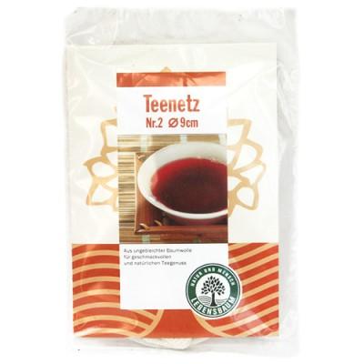 Filet pour le thé / Teenetz, n 2 diamètre 9cm, Lebensbaum