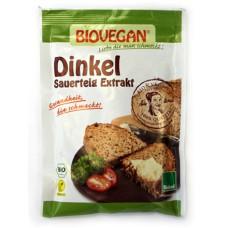 Extrait de levain d'épeautre, vegan / Dinkel Sauerteig Extrakt, Biovegan, 30g