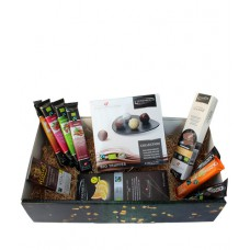 Carton cadeau assortiment chocolats Suisses bio (petit)