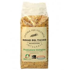 Semoule de maïs rouge du Tessin / Farina per polenta integrale
