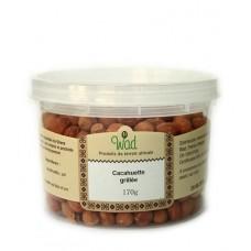 Cacahuètes grillées, WAD, 170g