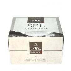 Fleur des Alpes, Sel gourmet, Saline de Bex,  130g