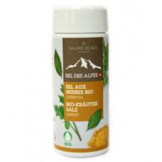 """Sel aux herbes """"Oriental"""", Salines de Bex, 80g"""