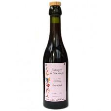 Vinaigre de vin rouge, doux et fruité, du Pays Romand, 35cl