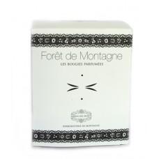 Bougie Parfumée Forêt de Montagne Jardin Des Monts env. 190g
