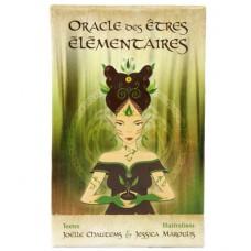 Oracle des êtres élémentaires, Joëlle Chautems et Jessica Maroulis