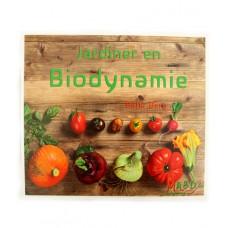 Jardiner en biodynamie Peter Berg (192 p)