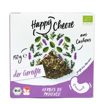 Substitut de fromage aux herbes de Provence, Happy Cheeze, 150g