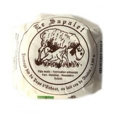 """Fromage """"Le Sapalet"""", tomme de brebis au lait cru, Le Sapalet, 130g"""