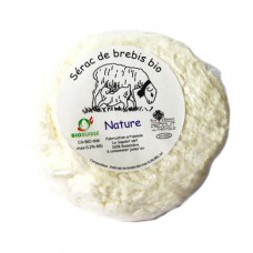 Séré (sérac) de brebis frais, Le Sapalet, 150-180g