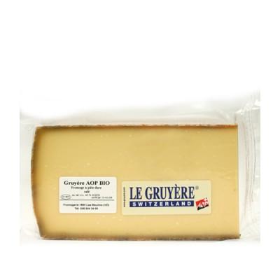 """Fromage """"Gruyère"""" AOP salé, Les Moulins, 500g"""