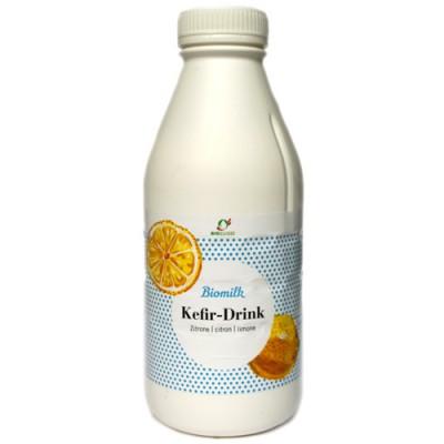 Kéfir au citron drink, Biomilk, 500ml
