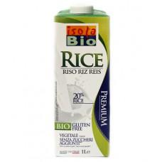 Boisson au riz nature / Rice, Isola Bio, 1 litre