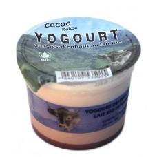 """Yogourt du Pays-d'Enhaut """"Cacao"""", Le Sapalet, 140g"""