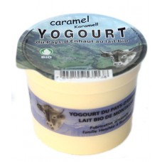 "Yogourt du Pays-d'Enhaut ""Caramel"", Le Sapalet, 140g"