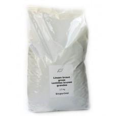 Lentilles brunes grandes / Linsen braun gross, Biopartner, 2,5kg