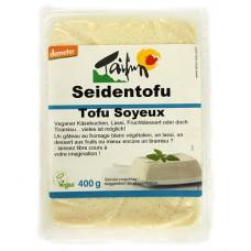 Tofu soyeux Demeter / Seidentofu, Taifun, 400g