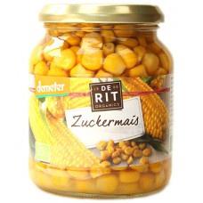 Maïs doux Demeter / Zuckermais, De Rit, 340g