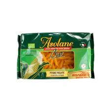 Penne rigate de maïs sans gluten, Le Asolane,  250g