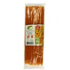 Spaghettis de maïs sans gluten, Nature & Cie, 500g