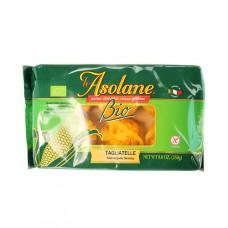 Tagliatelle à la farine de maïs sans gluten, Le Asolane, 250g