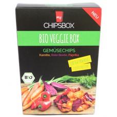Chips de légumes, Chipsbox, 35g