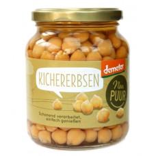 Pois chiches / Kichererbsen, Nur Puur, 350g