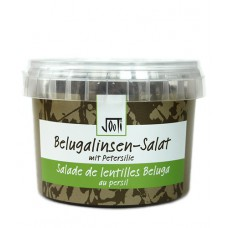Salade de lentilles Beluga au persil, vegan,  Jooti, 275g