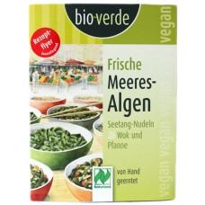 Algues marines fraîches / Frische Meeres-Algen, Bio-verde, 160g