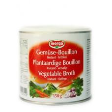Bouillon de légumes sans graisse, instantané / Gemüse-Bouillon, instant, fettfrei, Morga, 150g