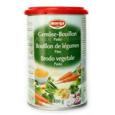 Bouillon de légumes en pâte / Gemüse-Bouillon, Morga, 400g
