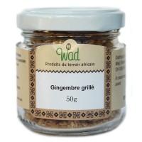 Gingembre grillé, WAD, 50g