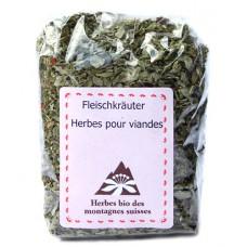 Herbes pour viandes / Fleischkräuter, E. Grünenfelder, Vaulion,20g