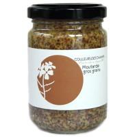 Moutarde de Céline gros grain, 145g
