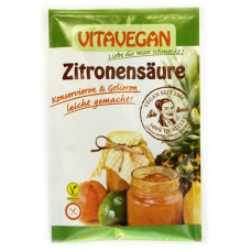 Acide citrique / Zitronensäure, Vitavegan, 10g