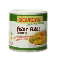 Agar agar, gélifiant végétal, Biovegan, 100g