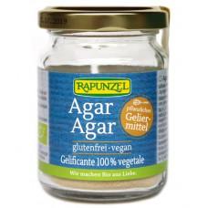 Agar-agar, gélifiant 100% végétal, Rapunzel, 60g