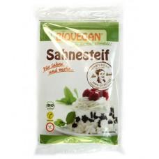 Soutien crème / Sahnesteif, Biovegan, 4 sachet de 6g