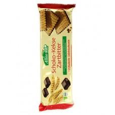 Biscuits au chocolat noir / Schoko-Kekse Zartbitter, Allos, 130g