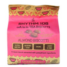 Biscuits amande / Tea biscuits double almond biscotti, Rhythm 108, 160g