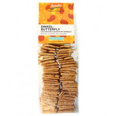 Biscuits extra-fins aux amandes demeter / Dinkel-Butterfly, Ekkharthof, 150g